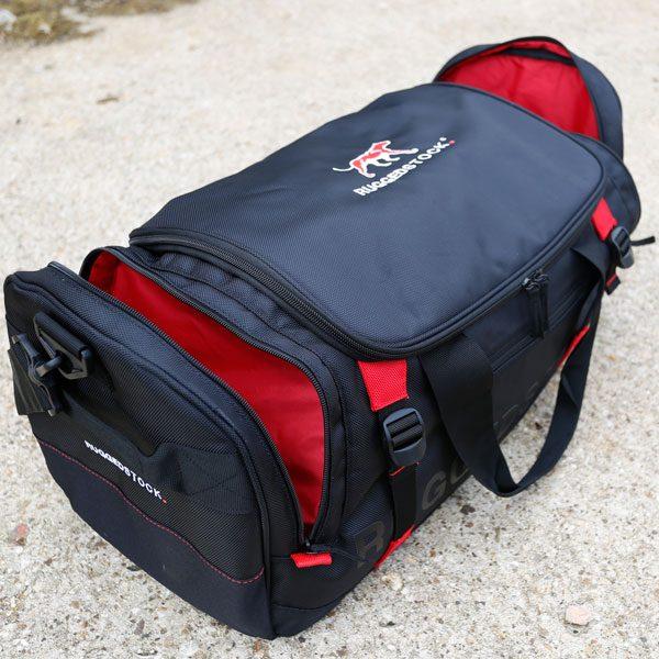 28ba29d00536 RUGGEDSTOCK Sports Bag Left Open
