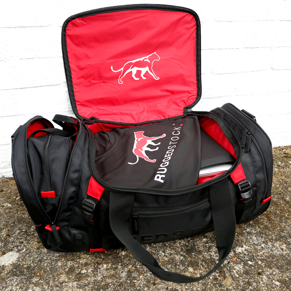 RUGGEDSTOCK Sports Bag Open e28f5f0d7fe29
