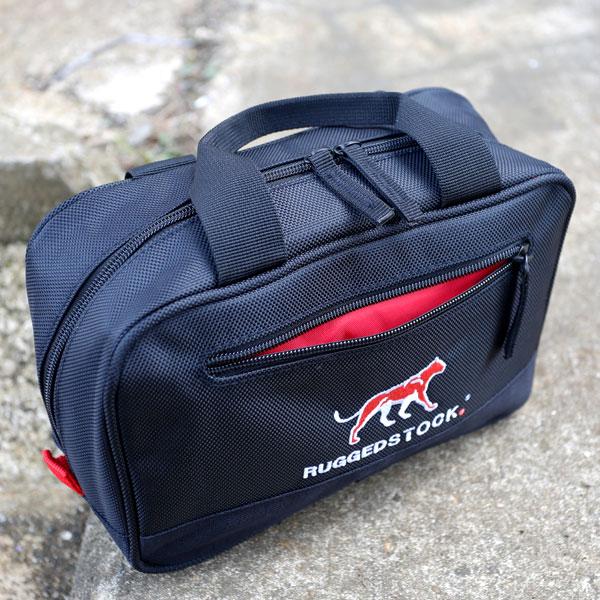 RUGGEDSTOCK Wash Bag Front Pocket