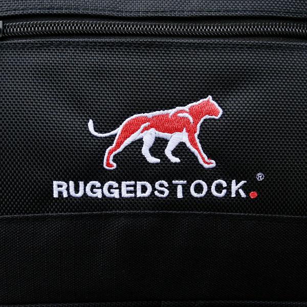 RUGGEDSTOCK Wash Bag Embroidered Logo