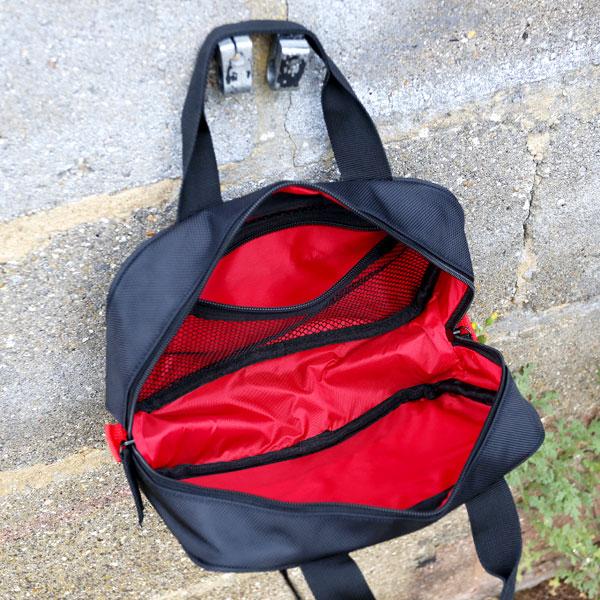 RUGGEDSTOCK Wash Bag Open