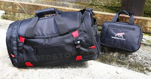 RUGGEDSTOCK SPORTS BAGS